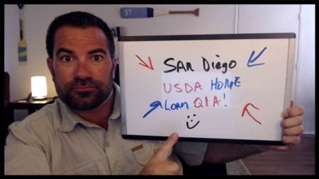 San Diego's #1 0% Down USDA Home Loan Q & A in 2021
