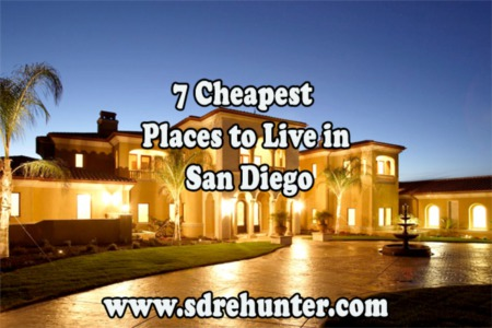 7 Cheapest Places to Live in San Diego in 2021
