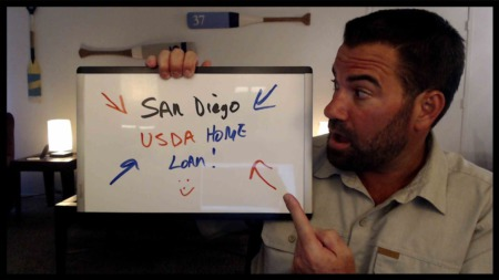 San Diego's #1 0% Down USDA Home Loan in 2021