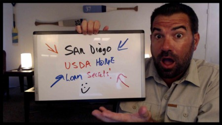 San Diego's #1 0% Down USDA Home Loan Secrets Revealed in 2021