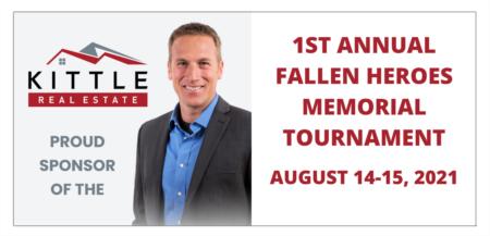 Kittle Real Estate Sponsors 1st Annual Fallen Heroes Hockey Tournament