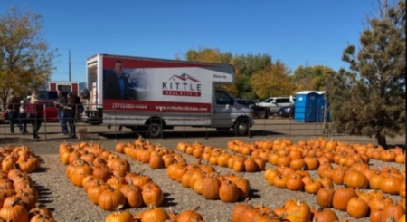 Thank You for Coming to the Kittle Real Estate Corn Maze Event!