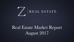 August 2017 Las Cruces Market Report