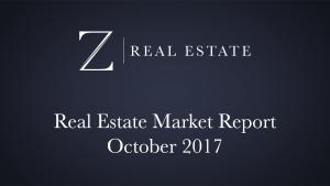 October 2017 Las Cruces Market Report