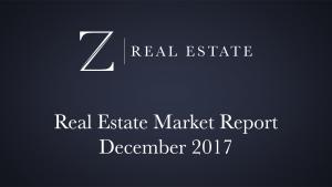 December 2017 Las Cruces Market Report