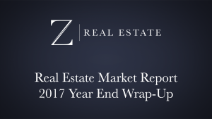 2017 Year End Market Report