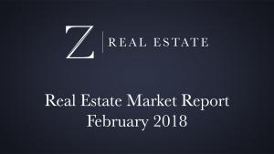February 2018 Las Cruces Market Report