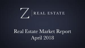April 2018 Las Cruces Market Report