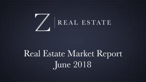 June 2018 Las Cruces Market Report