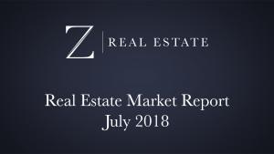 July 2018 Las Cruces Market Report