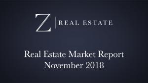 November 2018 Las Cruces Market Report