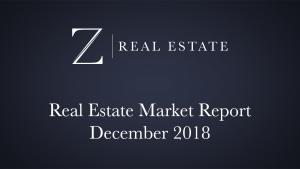 December 2018 Las Cruces Market Report