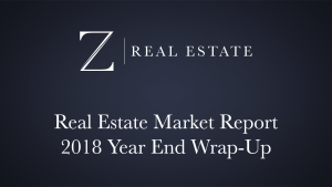 2018 Year End Wrap-Up Market Report