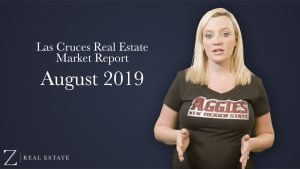 August 2019 | Las Cruces Real Estate Market Report