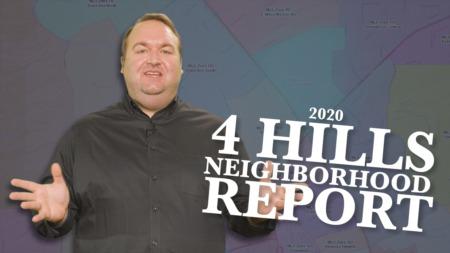 2020 4 Hills Neighborhood Report