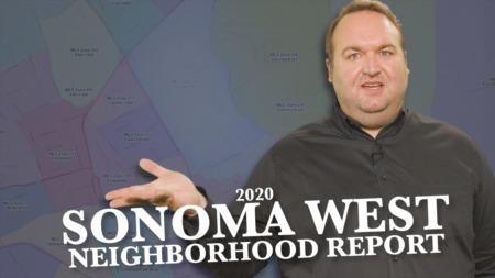 2020 Sonoma West Neighborhood Report