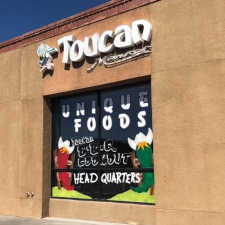 Local Business Shoutout - Toucan Market