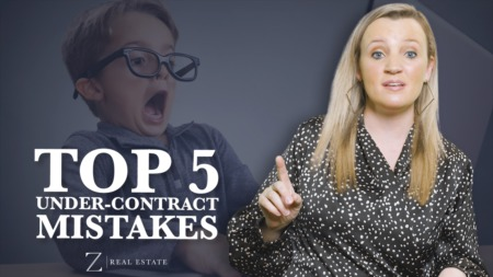 Las Cruces Real Estate | Top 5 Mistakes Homebuyers Make While Under Contract