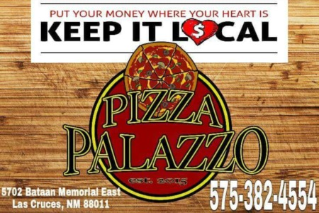 Las Cruces Real Estate | Local Business Shoutout - Pizza Palazzo