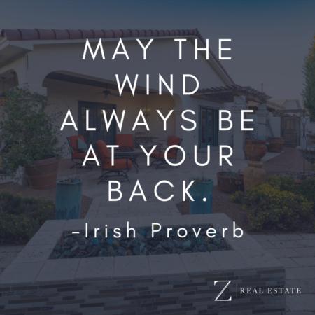 Las Cruces Real Estate | Wednesday Wisdom - Irish Proverb