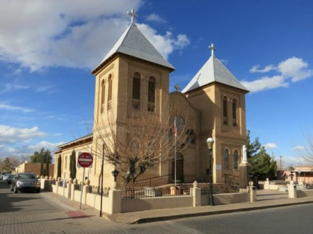 Las Cruces Real Estate | Throwback Thursday - San Albino Alter Stone