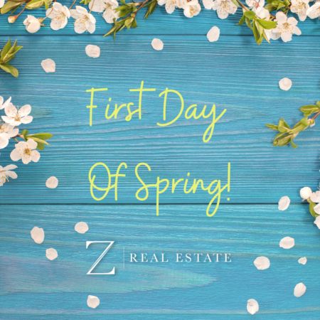 Las Cruces Real Estate | First Day of Spring