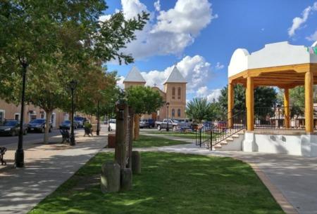 Las Cruces Real Estate | Throwback Thursday - Mesilla