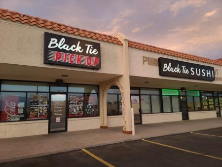 Las Cruces Real Estate | Local Business Shoutout - Black Tie Sushi