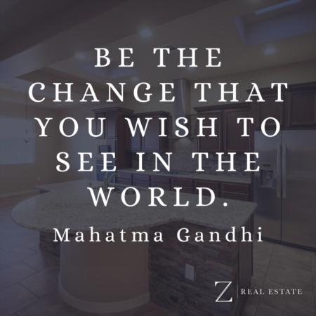 Las Cruces Real Estate | Wednesday Wisdom - Mahatma Gandhi