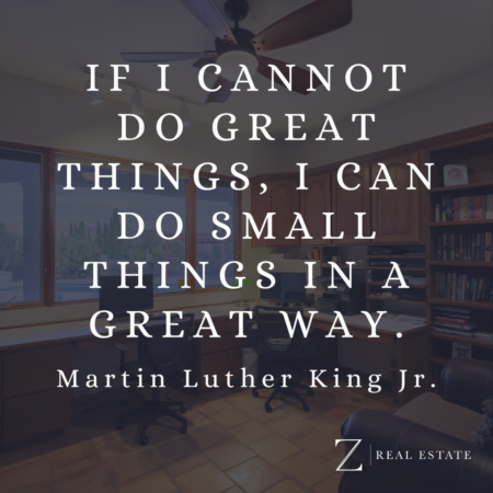 Las Cruces Real Estate | Wednesday Wisdom - Martin Luther King, Jr