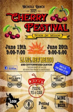 Las Cruces Real Estate | Summer Spotlights - 2021 Cherry Festival