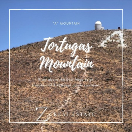 Las Cruces Real Estate | Throwback Thursday - Tortugas Mountain