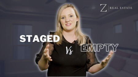 Las Cruces Real Estate | Staged Vs Empty