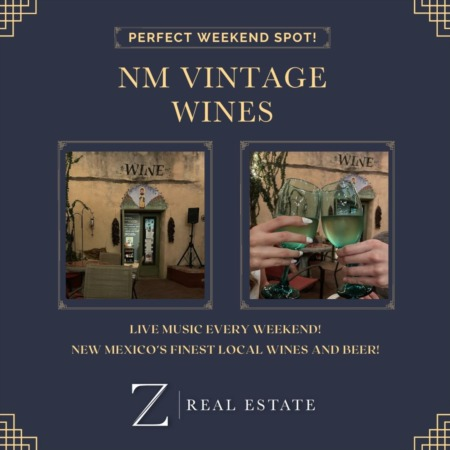 Las Cruces Real Estate | Local Business Shoutout - NM Vinatage Wines