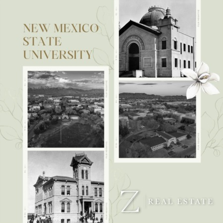 Las Cruces Real Estate | Throwback Thursday - NM State University