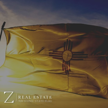 Las Cruces Real Estate | Throwback Thursday - NM Iconic State Flag
