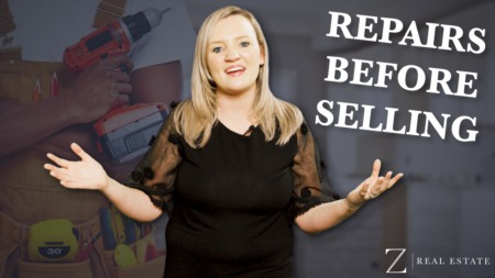 Las Cruces Real Estate | ZRE Repairs Before Selling