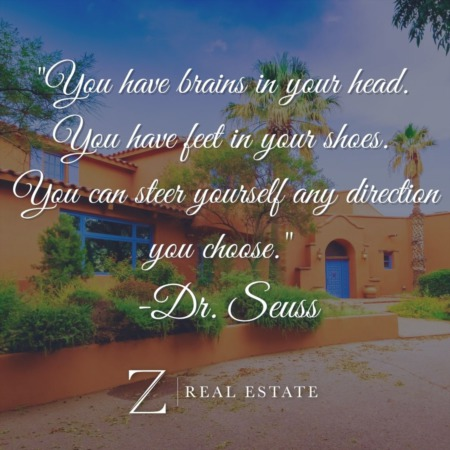 Las Cruces Real Estate | Wednesday Inspirational Quote - Dr. Seuss