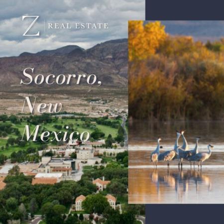 Las Cruces Real Estate | Throwback Thursday - Socorro, NM