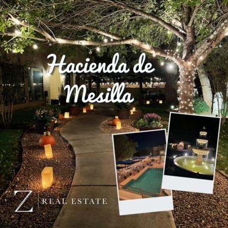 Las Cruces Real Estate | Local Business Shoutout - Hacienda de Mesilla