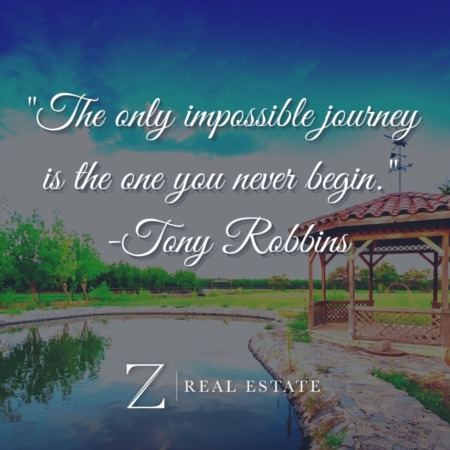 Las Cruces Real Estate | Wednesday Inspirational Quote - Tony Robbins