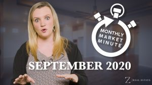 September 2020 | Las Cruces Monthly Market Minute