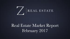 February 2017 Las Cruces Market Report