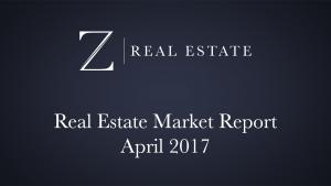 April 2017 Las Cruces Market Report