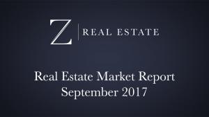 September 2017 Las Cruces Market Report
