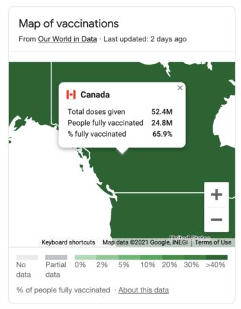 B.C. bringing in vaccine passport for non-essential services