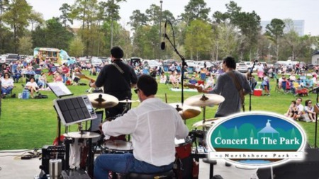 The Woodlands Concert in The Park