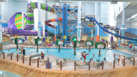 Spring Break @ Kalahari Water Park