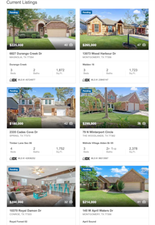 PENDING - PENDING - PENDING - We Need MORE Listings