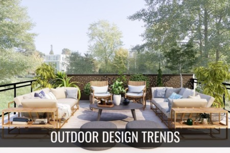 Top Trends For Your Outdoor Living Space